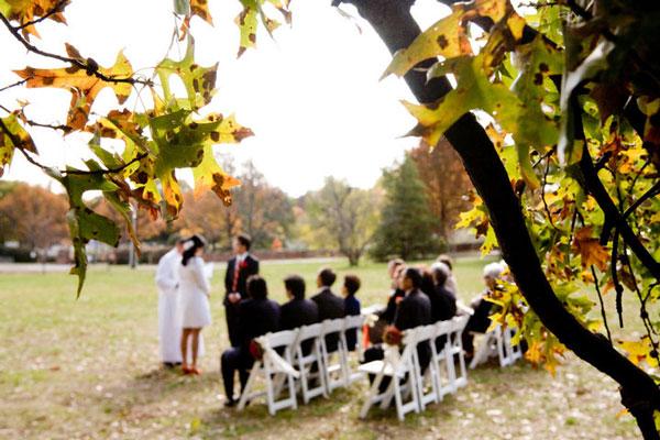 Como fazer um casamento mais íntimo