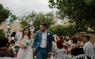 Dicas para um casamento ao ar livre perfeito