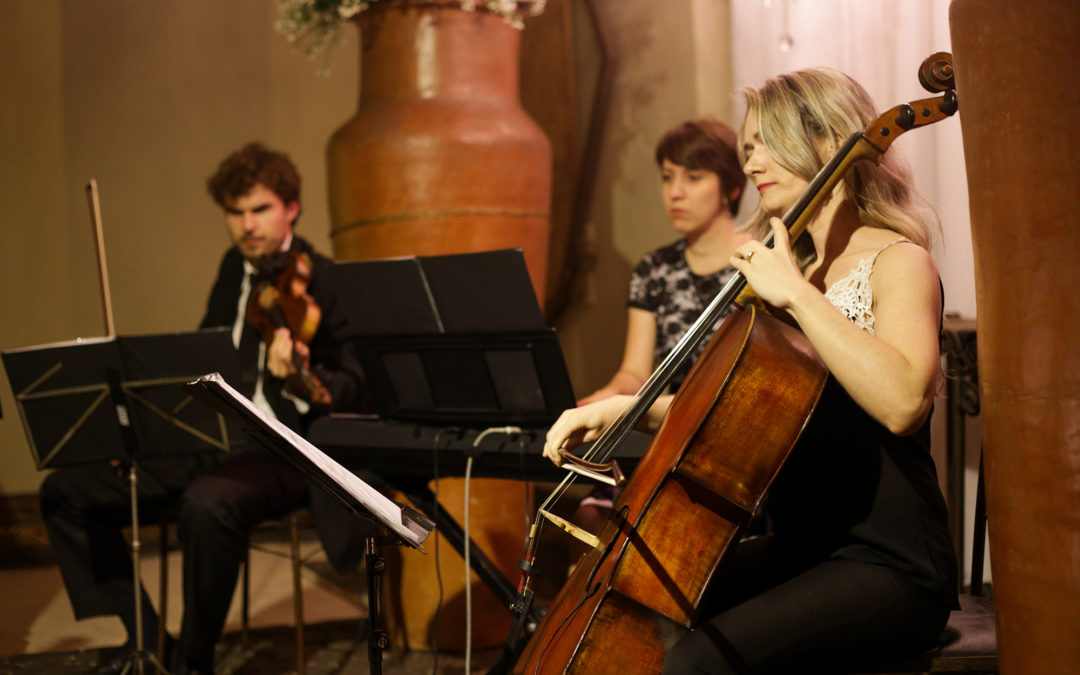 Quarteto de Cordas: uma das mais belas formações musicais para casamentos